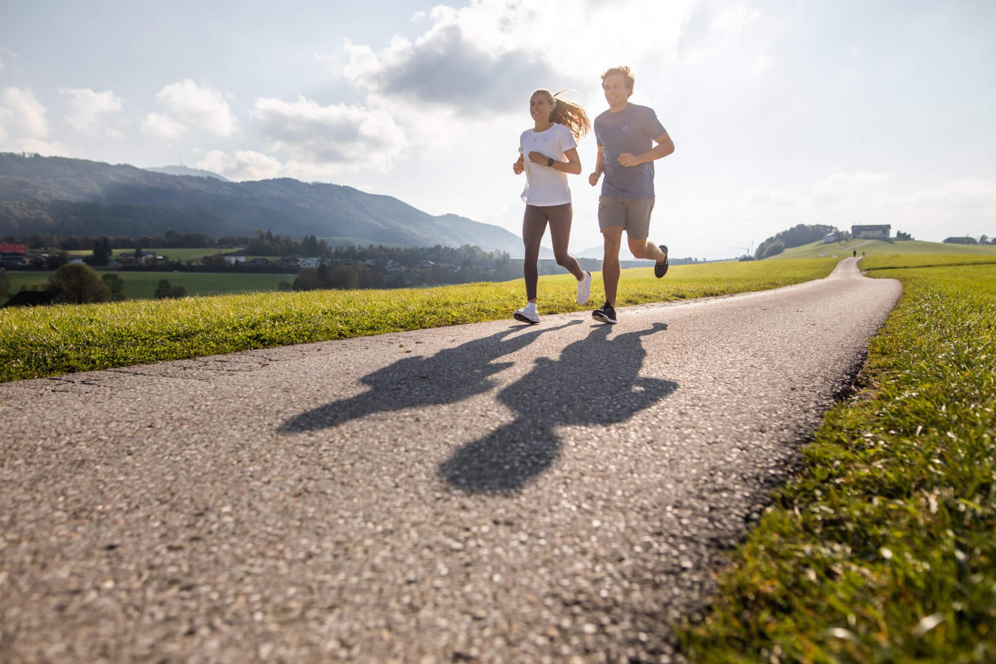 Laufen in Eugendorf